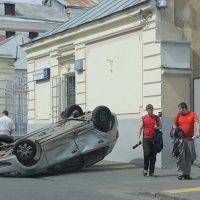 Берегись автомобиля! :: Павел Устинов