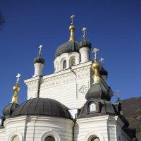 церковь :: Андрей Дрожжин