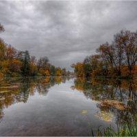 Осенний пасмурный денек. :: Nikita Volkov