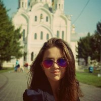 В парке :: Кристина Виноградова