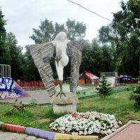 Центральный городской парк в городе Люберцы :: Ольга Кривых