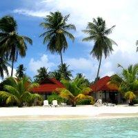 Мальдивы :: Виктория Дубровская