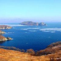 Зимний залив :: Dmitriy Strogalin