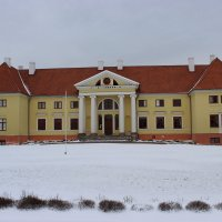Дворец Дурбе - Тукумс :: Mariya laimite