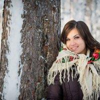Морозко :: Алена Сафонова