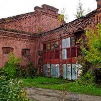железнодорожное депо :: Сергей Кочнев