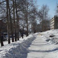 улица :: Sergey.Frolov (Карабас Барабас Театрал)