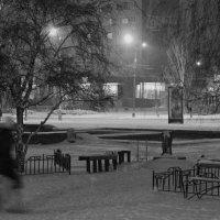 Зимний вечер :: Viktor Eremenko