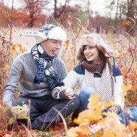 осенью мы не грустим... :: Юлия Шестоперова