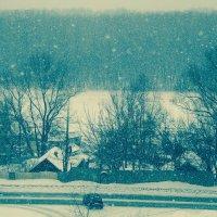 февраль снег идёт скоро весна :: Арсений Корицкий
