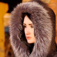 Мороз и солнце. :: Андрей Якимюк
