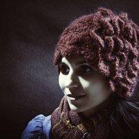 Дама в красной шапочке :: Олег Окселенко