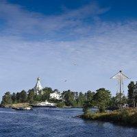 Cвятые места на Ладоге :: ник. петрович земцов