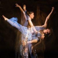 """«Из серии """"Динамика танца и ... """"» :: Vladimir Sagadeev"""