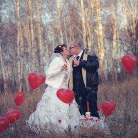 Зимняя свадьба без снега :: Татьяна Ширякова