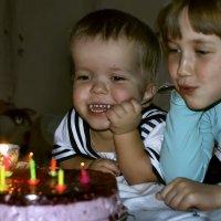 детские радости... :: Владимир Матва