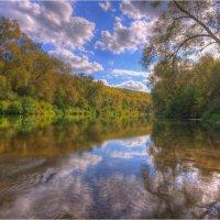 Летом на реке :: Nikita Volkov