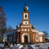 Церковь :: Павел Ефимович