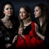 Три сестры... :: Андрей Войцехов