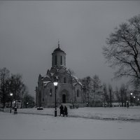 Февральский вечер :: Наталья Rosenwasser