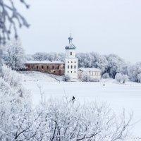 Лыжный уголок :: Евгений Никифоров