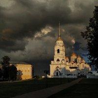 Гроза уходит! :: Владимир Шошин