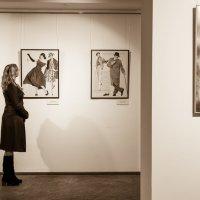 на выставке :: Ирина Корнеева