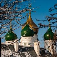 Собор Успения Пресвятой Богородицы :: Дмитрий Сотников