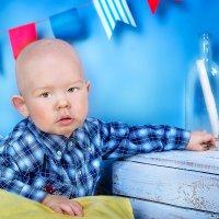 Портрет малыша :: Светлана Парфёнова