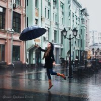 Мэри Поппинс прилетела) :: Anastasia Devier