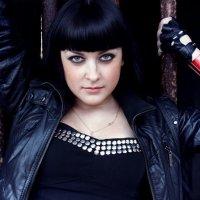 опасная леди :: Alisa Nikolaeva