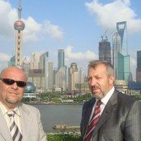 Шанхай :: Михаил Столяров