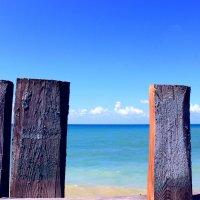 Море из-за забора :: Ersten Sky