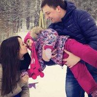 семейное счастье :: Алёна Горбылёва