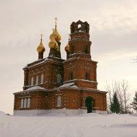 Храм Святителя Николая Чудотворца. :: Ирина Киямова