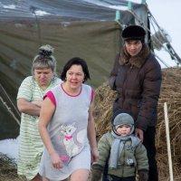 Моя отважная мама :: Геннадий Русских