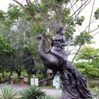 Таиланд. Национальный исторический парк. Скульптура :: Владимир Шибинский