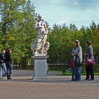 Прогулка в Парке. :: Александр Лейкум