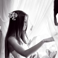 В ожидании жениха :: Елена Неведицына