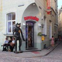 В узких улочках Старой Риги :: Mariya laimite