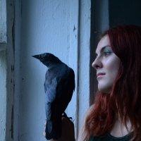 Вичка-птичка :: Екатерина Марфута