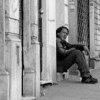 На улицах Рима... :: Галина Кучерина