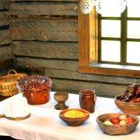 Белорусский пасхальный ужин прошлого века :: ID@ Cyber.net