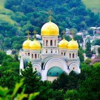 Храм св.Николая Чудотворца, г.Кисловодск :: Анастасия Рябова