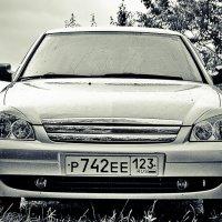 авто :: Евгений Петрикин