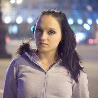 Портрет в сумраке :: Дарья Малышева