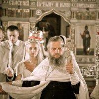 Венчание :: Алексей Матюш