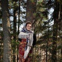 В лесу... :: Владимир Шкваря