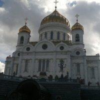 храм Христа Спасителя :: Альбина Еликова