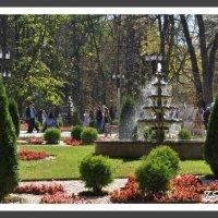 У входа в Курортный парк :: Ильяс Салпагаров